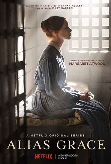 Poster do filme Alias Grace