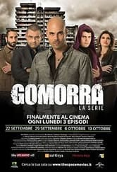 Poster do filme Gomorra - La Serie