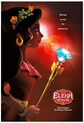 Poster do filme Elena of Avalor