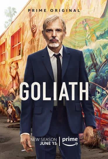 Poster do filme Goliath