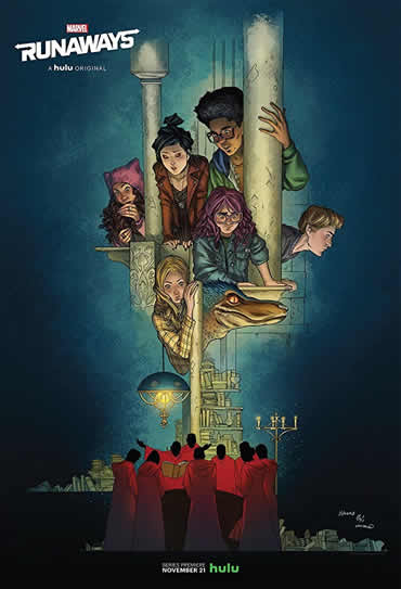 Poster do filme Runaways