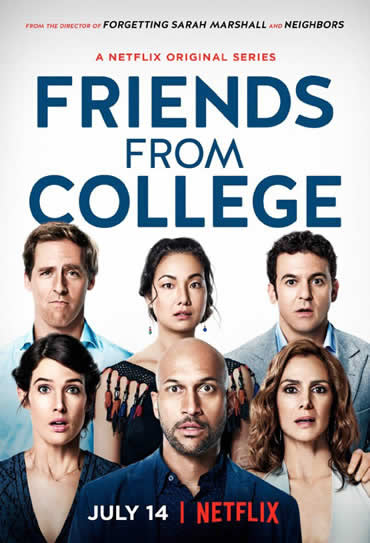 Poster do filme Friends from College