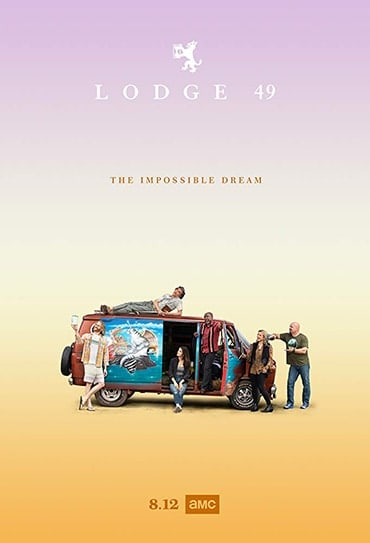 Poster do filme Lodge 49