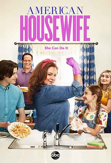 Poster do filme American Housewife