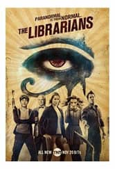 Poster do filme The Librarians
