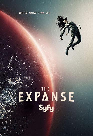 Poster do filme The Expanse