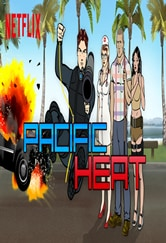 Poster do filme Pacific Heat