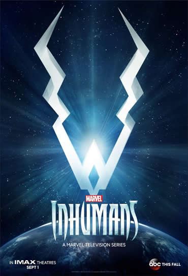Poster do filme Inhumans