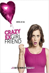 Poster do filme Crazy Ex-Girlfriend