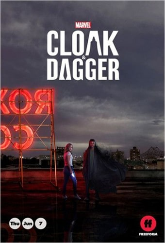 Poster do filme Cloak & Dagger