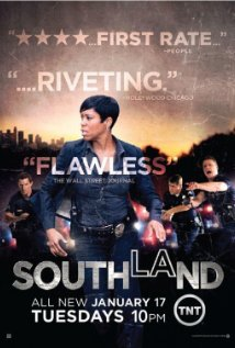 Poster do filme Southland: Cidade do Crime
