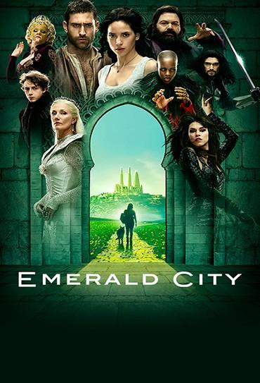 Poster do filme Emerald City