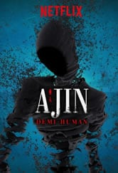 Poster do filme Ajin