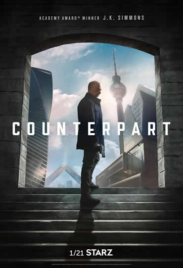 Poster do filme Counterpart