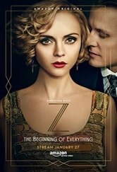 Poster do filme Z: The Beginning of Everything