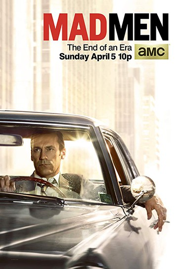 Poster do filme Mad Men: Inventando Verdades