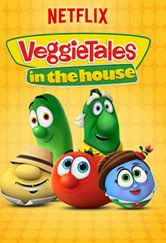 Poster do filme VeggieTales in the House