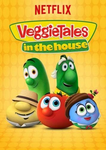 Imagem 1 do filme VeggieTales in the House