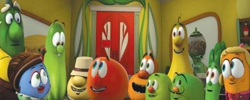 Imagem 4 do filme VeggieTales in the House