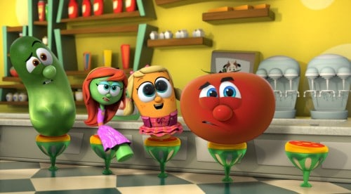 Imagem 5 do filme VeggieTales in the House