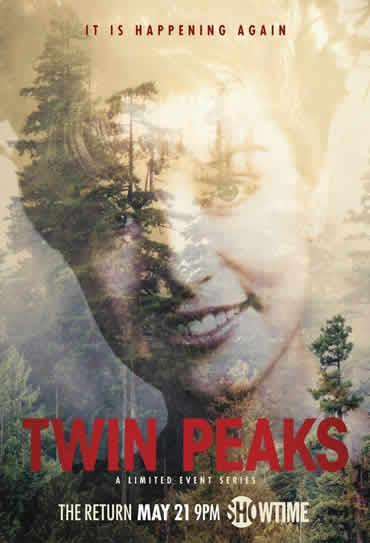 Poster do filme Twin Peaks
