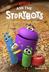 Poster do filme Ask the StoryBots