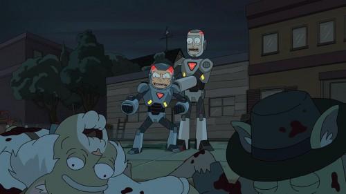 Imagem 3 do filme Rick e Morty