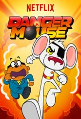 Poster do filme Danger Mouse