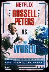 Poster do filme Russell Peters vs. the World