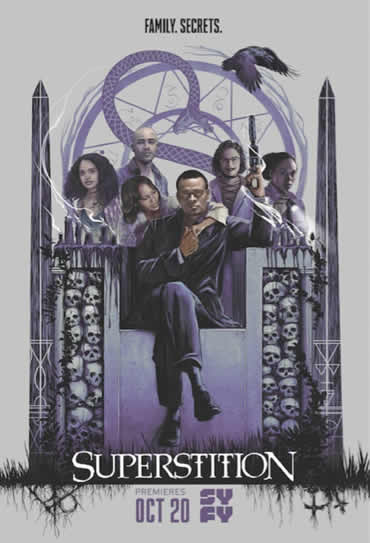 Poster do filme Superstition