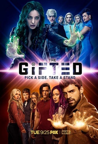 Poster do filme The Gifted