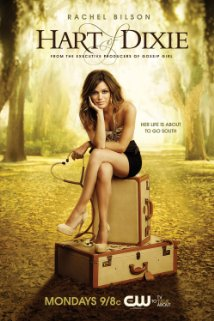 Poster do filme Hart of Dixie