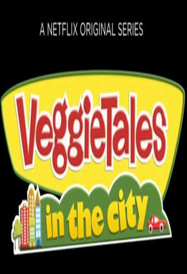 Poster do filme VeggieTales in the City