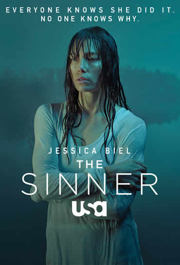 Poster do filme The Sinner