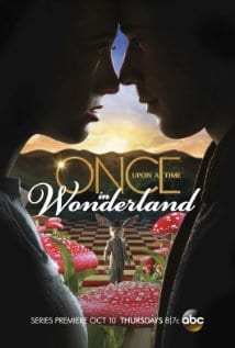 Poster do filme Once Upon a Time in Wonderland