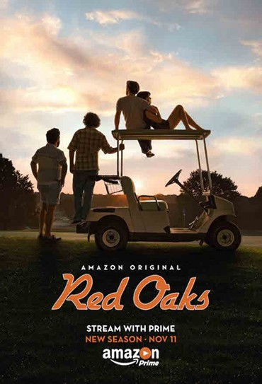 Poster do filme Red Oaks