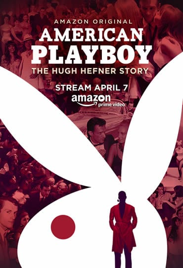 Poster do filme American Playboy: The Hugh Hefner Story