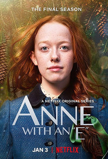 Poster do filme Anne with an E