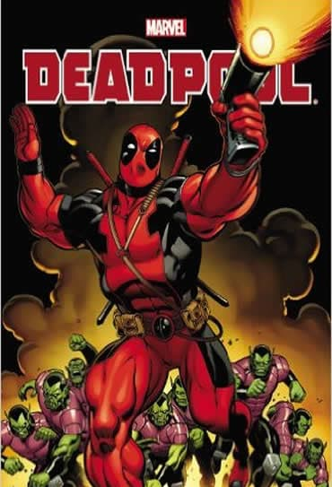 Poster do filme Marvel's Deadpool
