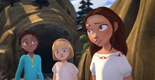 Imagem 2 do filme Spirit Riding Free