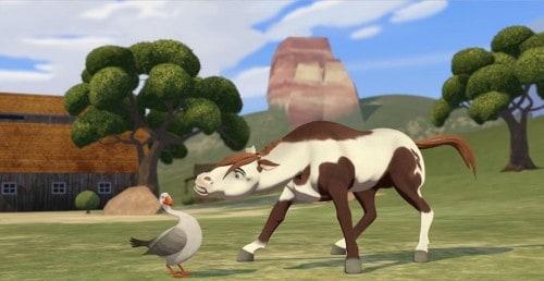 Imagem 5 do filme Spirit Riding Free
