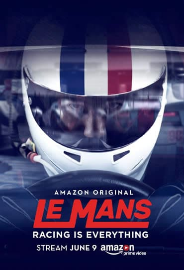Poster do filme Le Mans: Racing is Everything