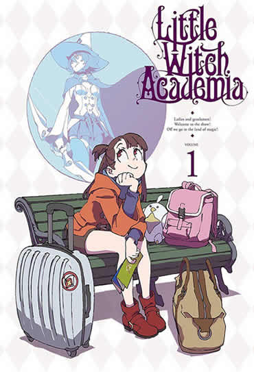Poster do filme Little Witch Academia