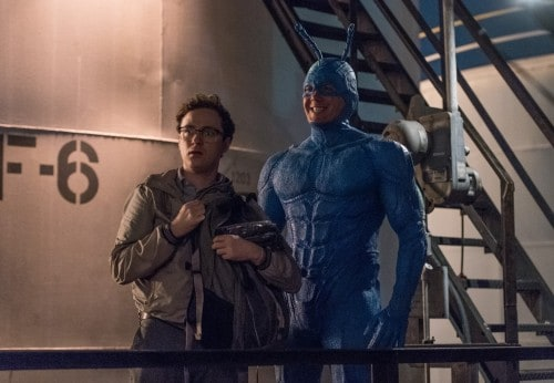 Imagem 1 do filme The Tick