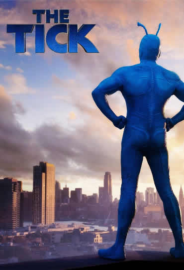 Poster do filme The Tick