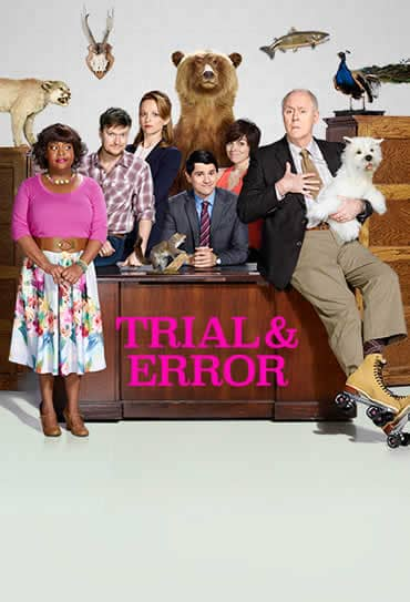 Poster do filme Trial & Error