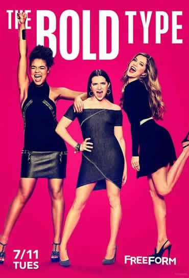 Poster do filme The Bold Type