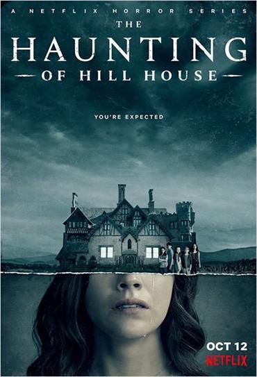 Poster do filme A Maldição da Residência Hill