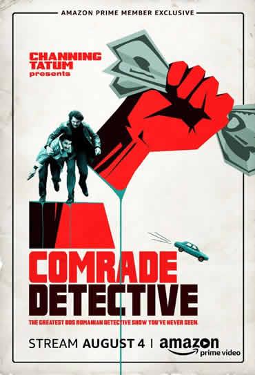 Poster do filme Comrade Detective