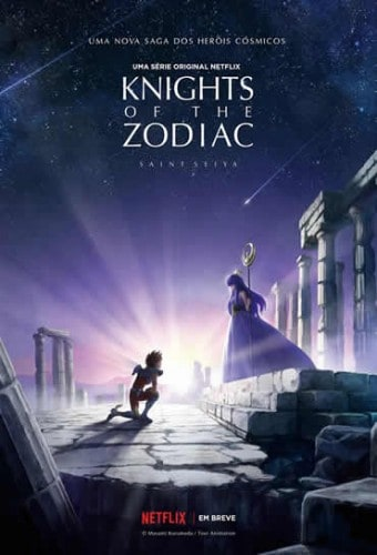 Poster do filme Knights of the Zodiac